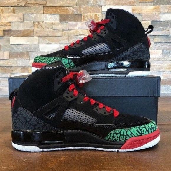 hot sale online b0627 83188 Air Jordan Spizike GS Black Varsity